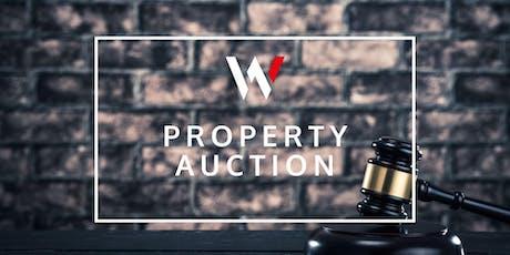 Webbers Property Auction | North Devon tickets