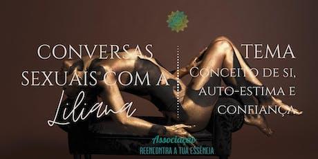 Conversas Sexuais com a Liliana bilhetes