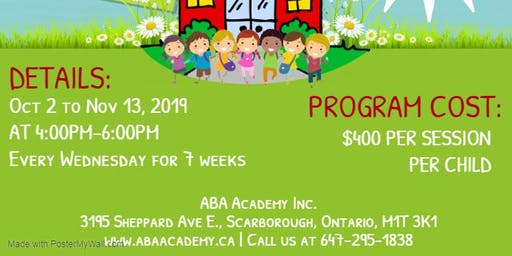 Therapeutic After-School Program