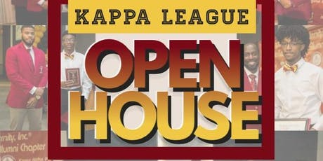 2019 HL Kappa League Open House tickets