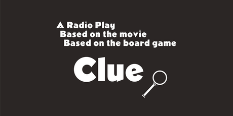 AMOC Radio Live presents CLUE! tickets