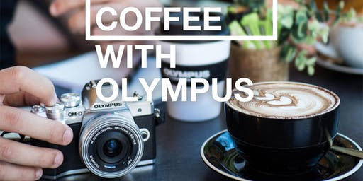 Coffee with Olympus