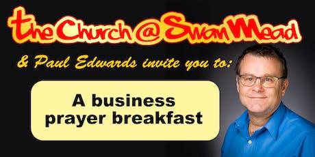 Business Prayer Breakfast tickets