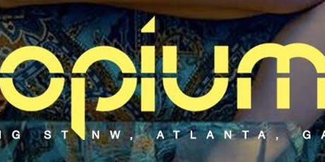 Opium Saturdays At Opium Nightclub Every Saturday Night tickets