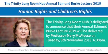 The Future of Ireland: Human Rights and Children's Rights tickets