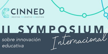 II Symposium internacional sobre innovación educativa entradas