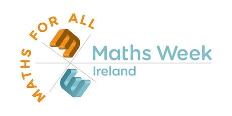 Mathsweek Ireland: Julia Robinson maths festival tickets