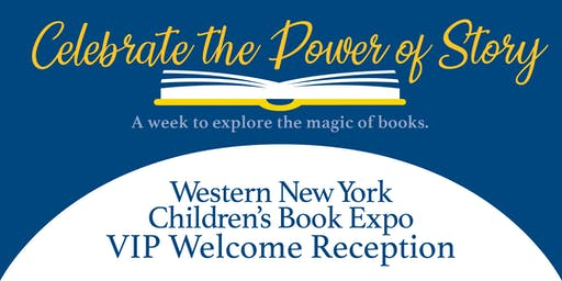 WNY Children's Book Expo VIP Welcome Reception 2019