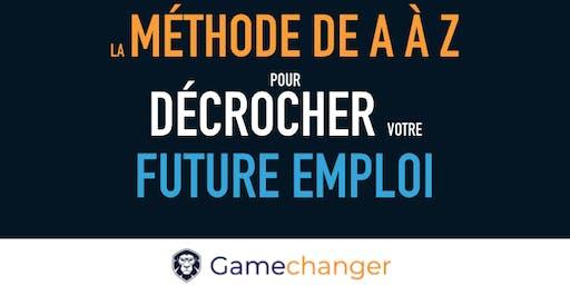 Workshop - La méthode de A à Z pour décrocher votre future emploi