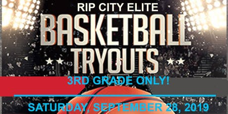 Rip City Elite Basketball Tryout tickets
