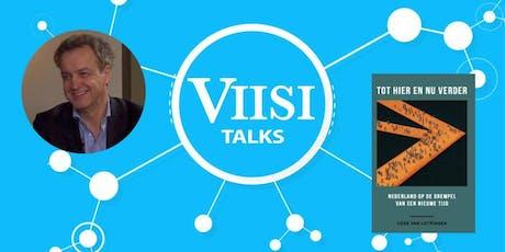 Viisi Talks | Cees van Lotringen | Tot hier en nu verder tickets