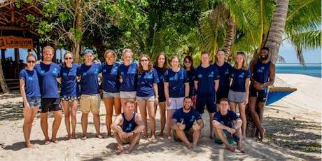 Volunteer in Fiji - Cardiff University tickets
