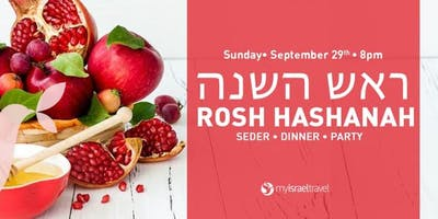 Rosh Hashanah Seder - Dinner - Party