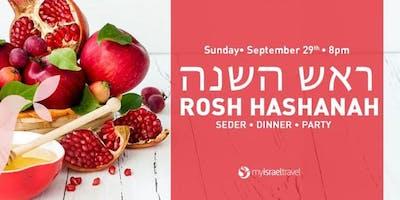 Rosh Hashanah Seder - Dinner - Party