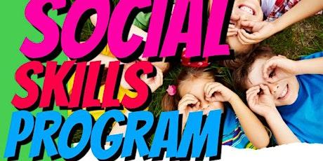 Social Skills Program tickets