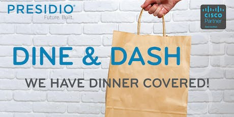Dine and Dash: The Intent-Based Network tickets