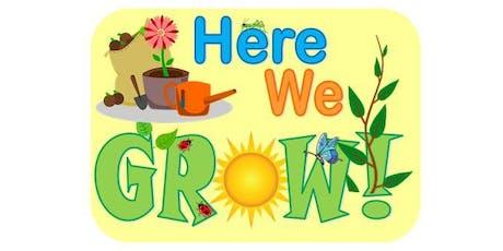 Here We Grow! Autumn Gardening Workshop tickets