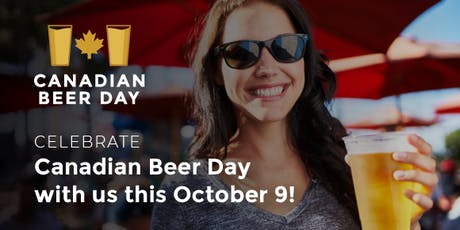 Canadian Beer Day - Launch Party tickets
