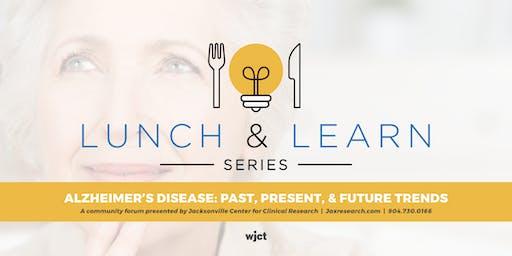 Alzheimer's Disease: Past, Present, & Future Trends