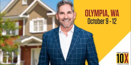 FREE Grant Cardone 10X Success System Event
