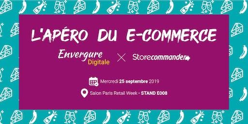 Apéro e-commerce Paris Retail Week