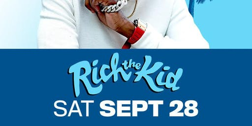 RICH THE KID @ THE #1 LAS VEGAS POOL PARTY DRAIS BEACH CLUB