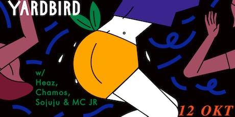 Yardbird | 12 oktober tickets