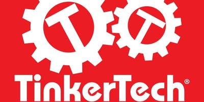 *TinkerTech Invent & Code Grades 2-5 at The Cove - 9 week class