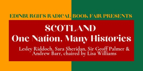 Scotland: One Nation, Many Histories (Radical Book Fair) tickets