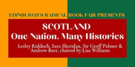 Scotland: One Nation, Many Histories (Radical Book Fair)
