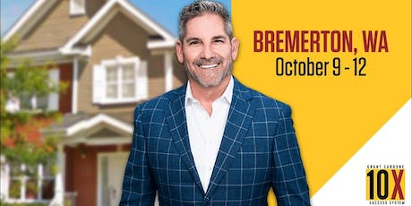 FREE Grant Cardone 10X Success System Event tickets