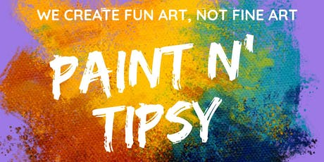 """Paint n'  Tipsy """"Spooktacular Edition"""" tickets"""