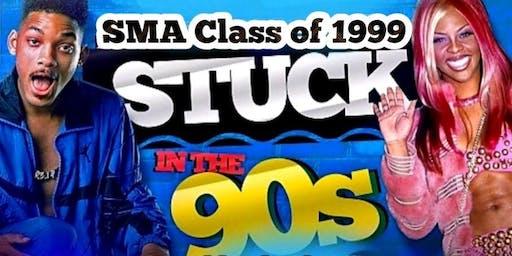 St. Mary's Academy c/o 1999 Throwback Dance