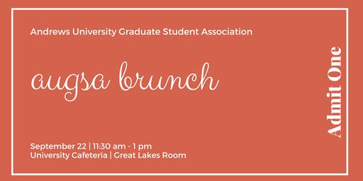 GSA Brunch