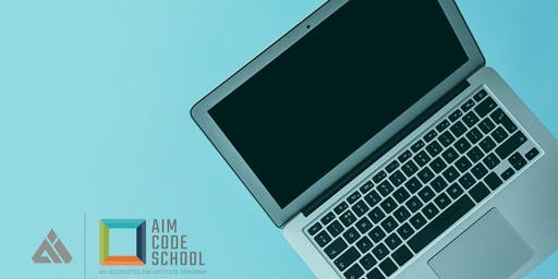 AIM Code School Info Session - September 25th