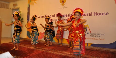 Indonesian Dance Free Course tickets