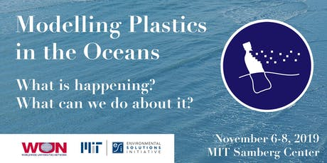Modelling Plastics in the Oceans tickets