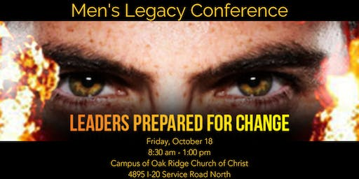 Men's Legacy Conference