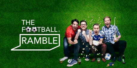 The Football Ramble Live @ Thalia Hall tickets
