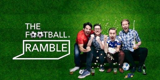 The Football Ramble Live @ Thalia Hall