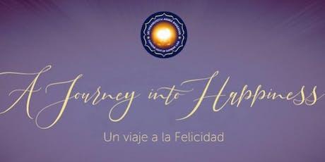 A Journey Into Happiness - Un Viaje hacia la felicidad, Faena Miami  course tickets