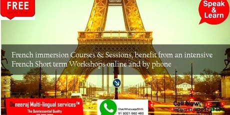 French courses in mumbai tickets