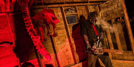 FRIGHT at the FARM (Haunted Attraction)