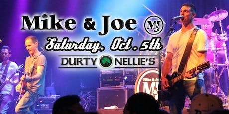 Mike & Joe tickets