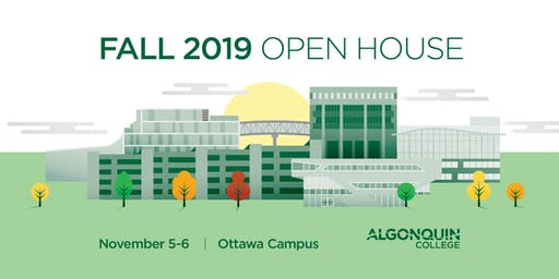 Open House - Fall 2019