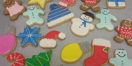 Beginner Cookie Decorating Class tickets