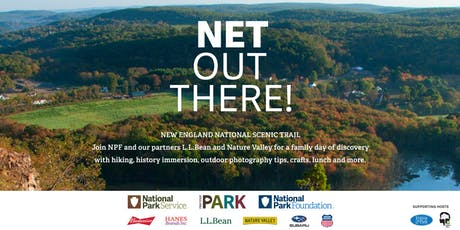National Park Foundation: Meet Up/Teach Up - NET Out There (CT) tickets