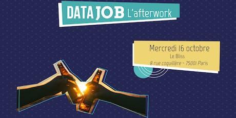 DataJob : l'Afterwork billets