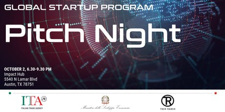 Global Startup Program Pitch Night tickets