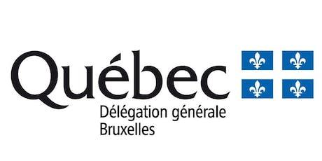 Brussels meets Québec - Networking afterwork tickets